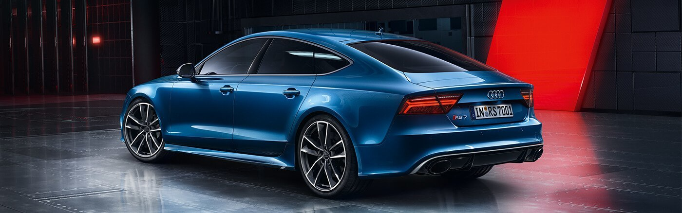 RS7 Sportback performance Nada é mais excitante do que romper limites - Audi A7